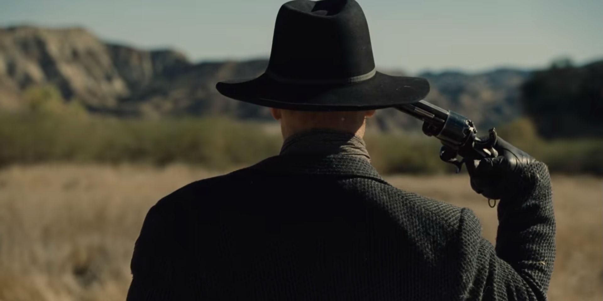 Westworld Season 2 Trailer - Man in Black