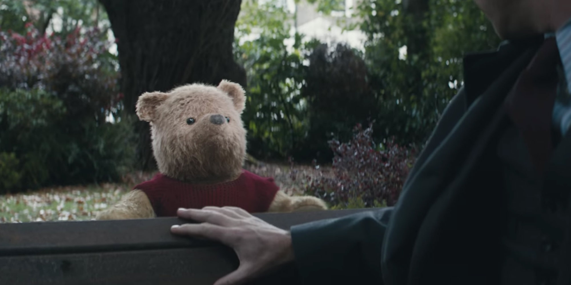 liveaction christoper robins winnie the pooh explained