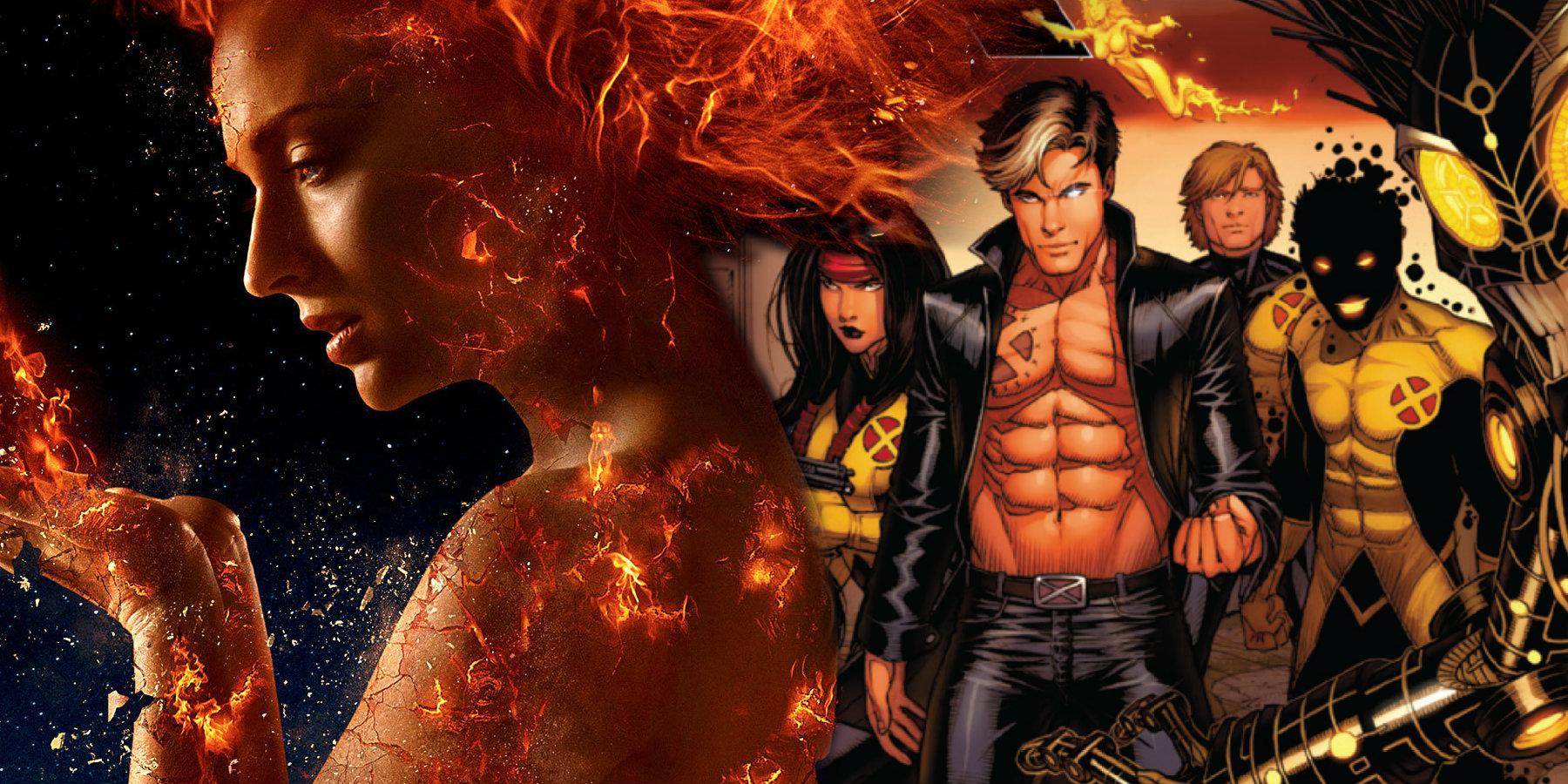 """אז, מה עומד מאחורי הדחייה של """"אקס-מן: הפניקס האפלה"""" ו""""המוטנטים החדשים""""?"""