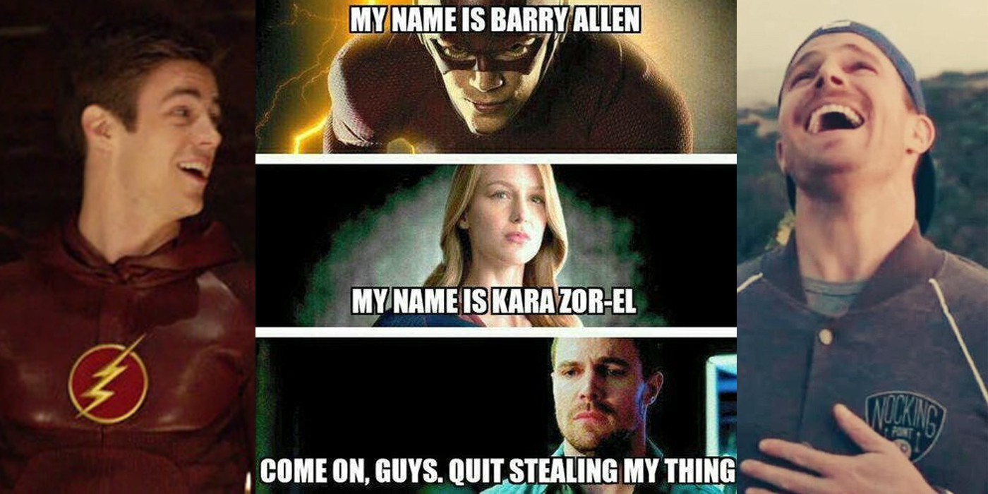 20 Hilarious Arrow Vs Flash Memes That Will Make You Cry