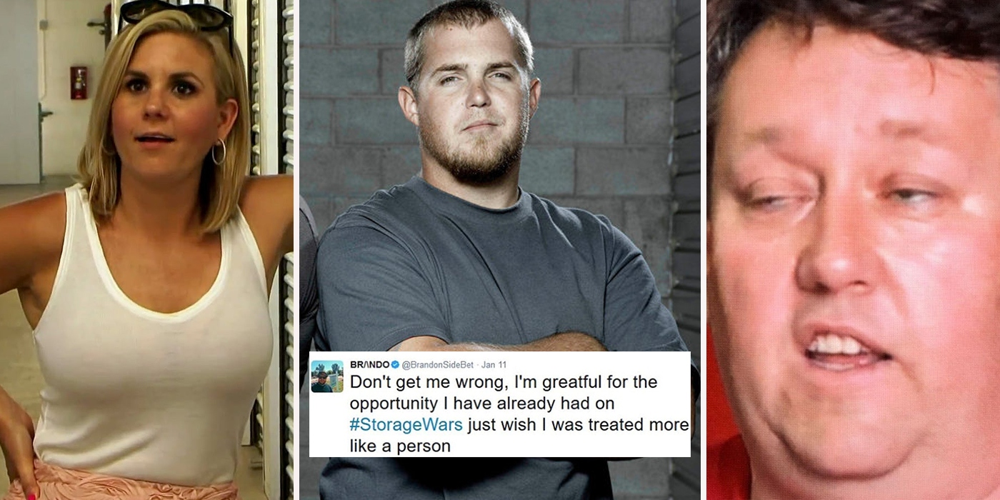20 Pictures The Guys From Storage Wars Don