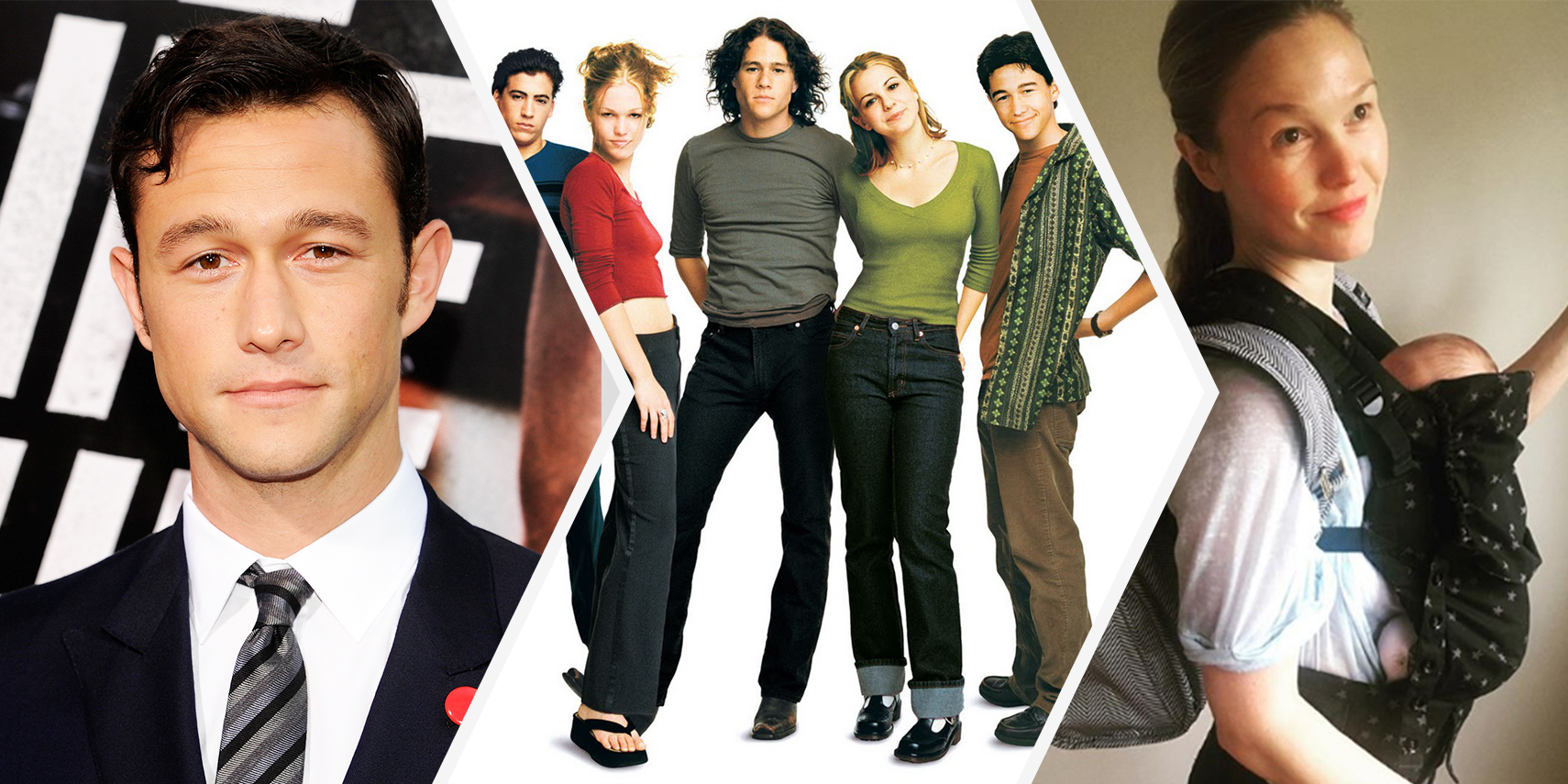 Ten Things I Hate About You: 10 Things I Hate About You: What The Cast Looked Like In