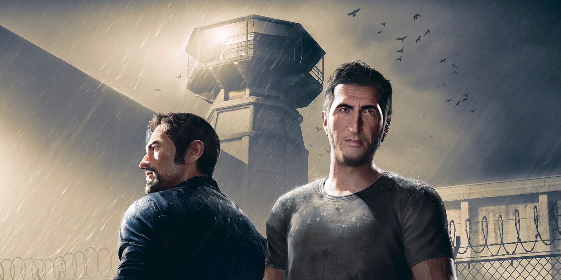 A Way Out Characters
