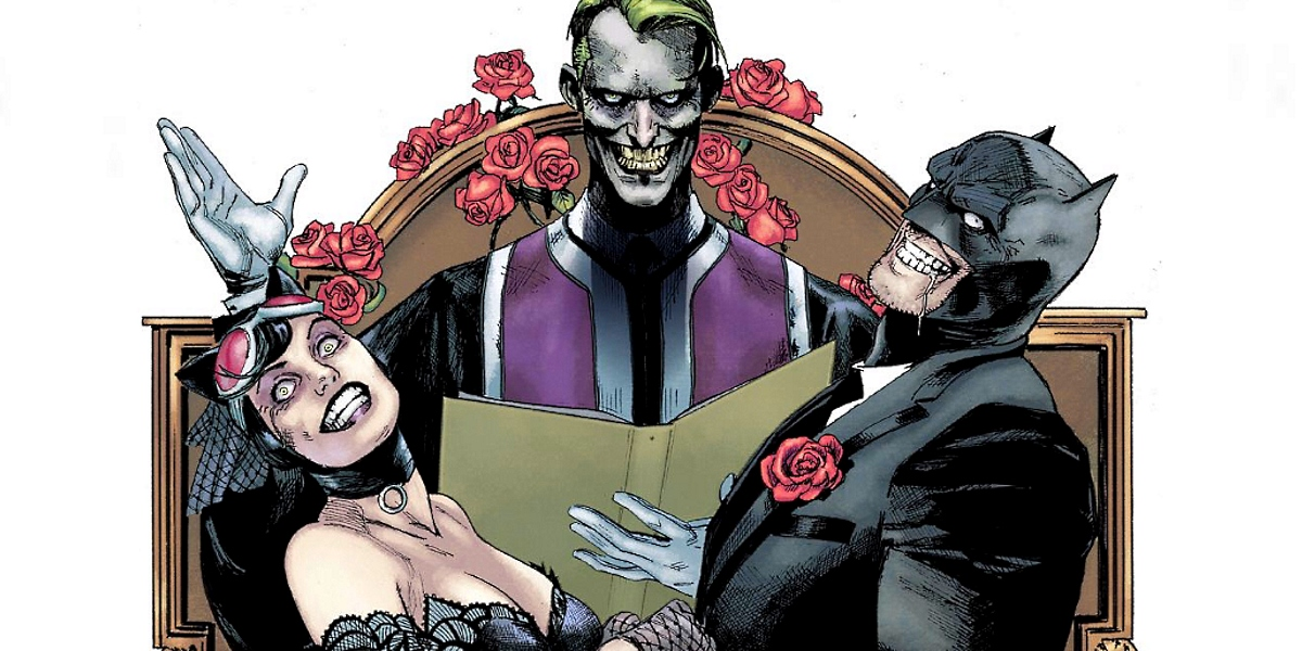 Joker is Out To Ruin Batman & Catwoman's Wedding