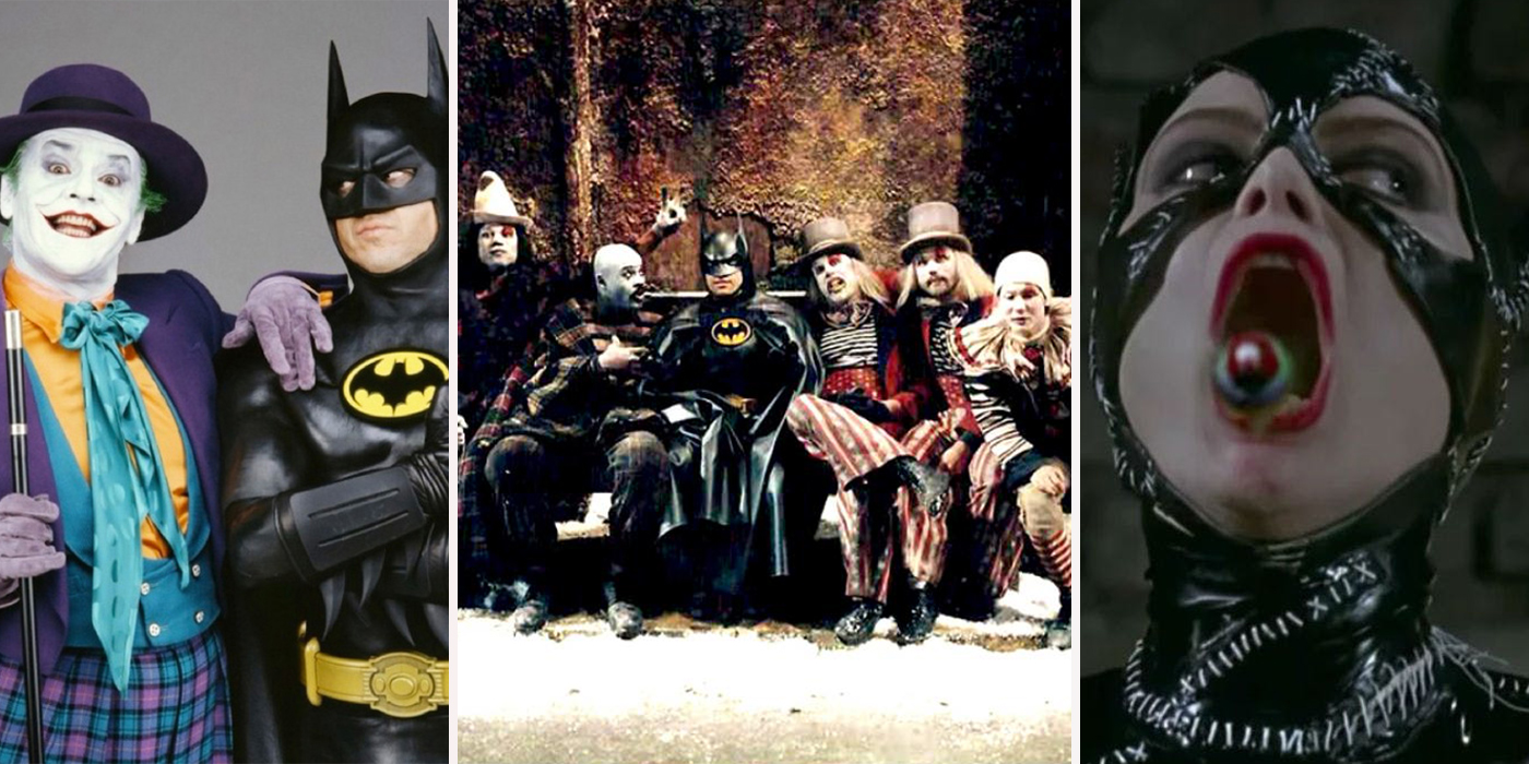 15 Crazy Secrets Behind Tim Burton's Batman Movies