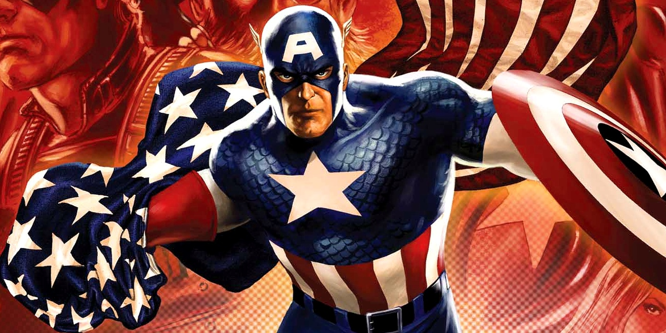 Captain America Cartoon Images: Captain America's Death Just Saved Marvel's Future