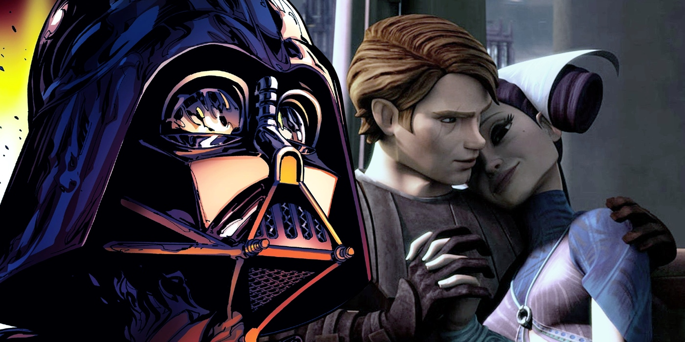 Darth Vader Relives a Clone Wars Memory in New Comic | ScreenRant