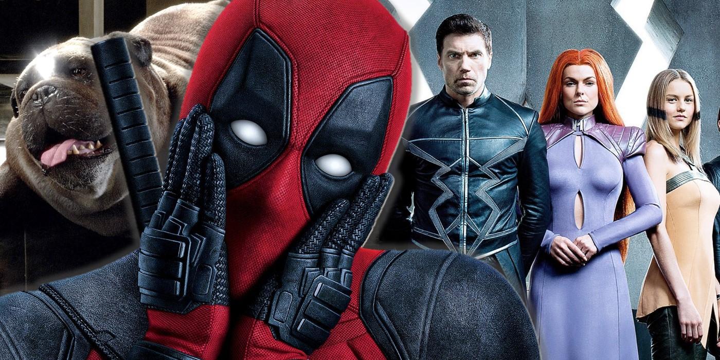 Deadpool takes a shot at marvel 39 s failed inhumans for Deadpool show