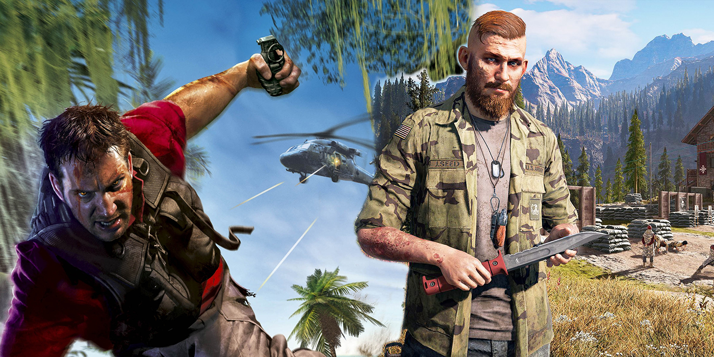 Far Cry 5 Breaks Franchise Sales Records Screen Rant