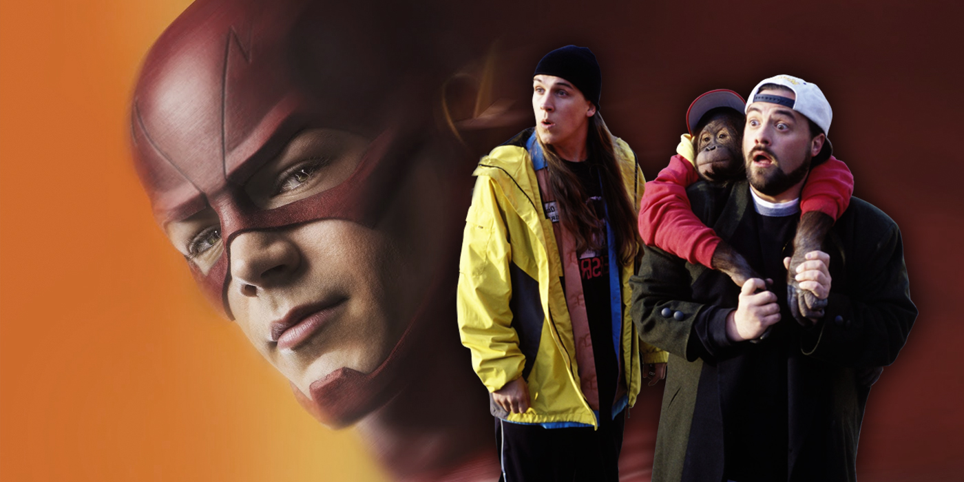 Flash with Jay and Silent Bob