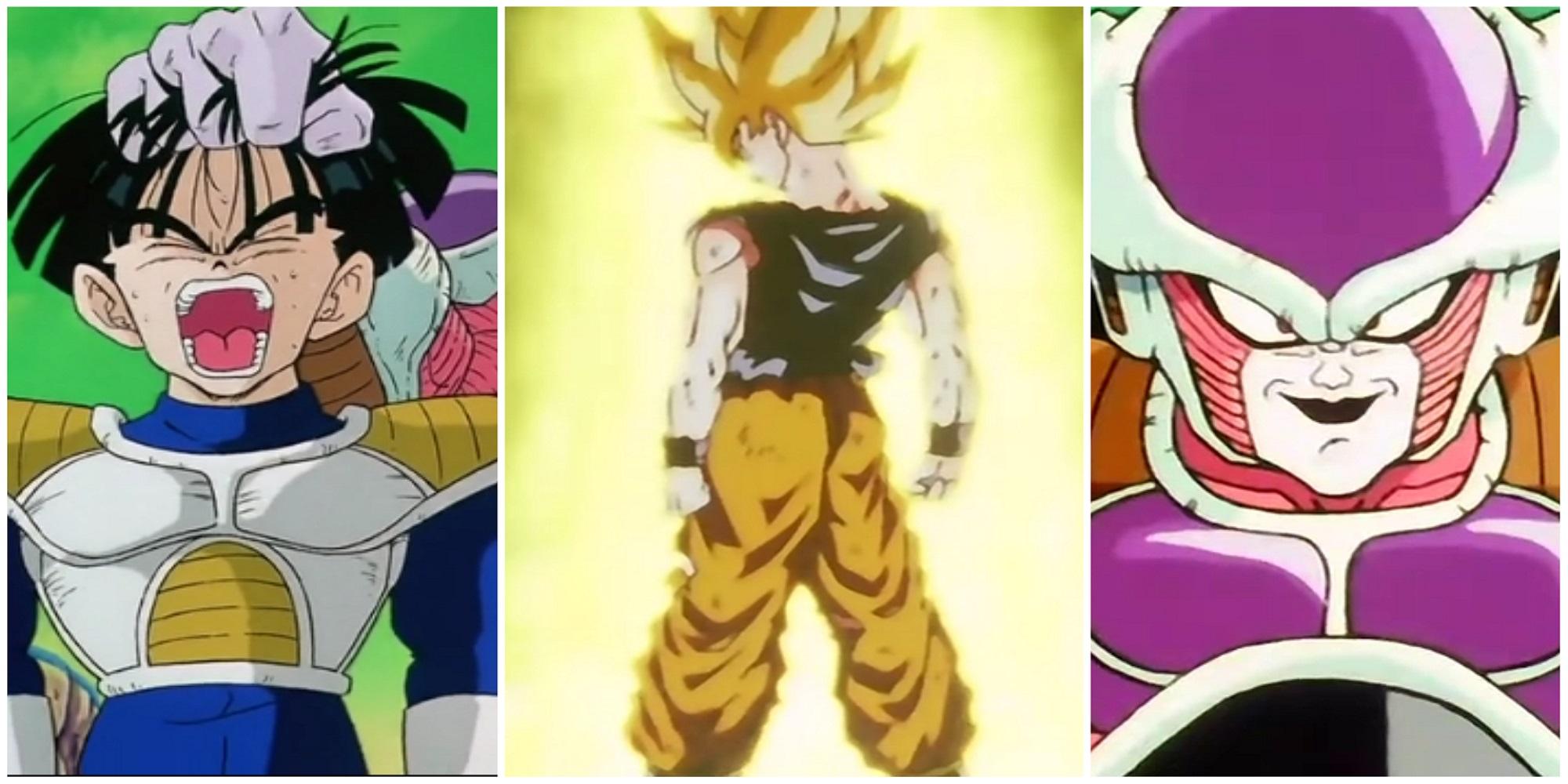 Frieza Saga Dragon Ball