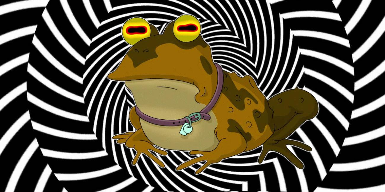 Futurama - Hypnotoad