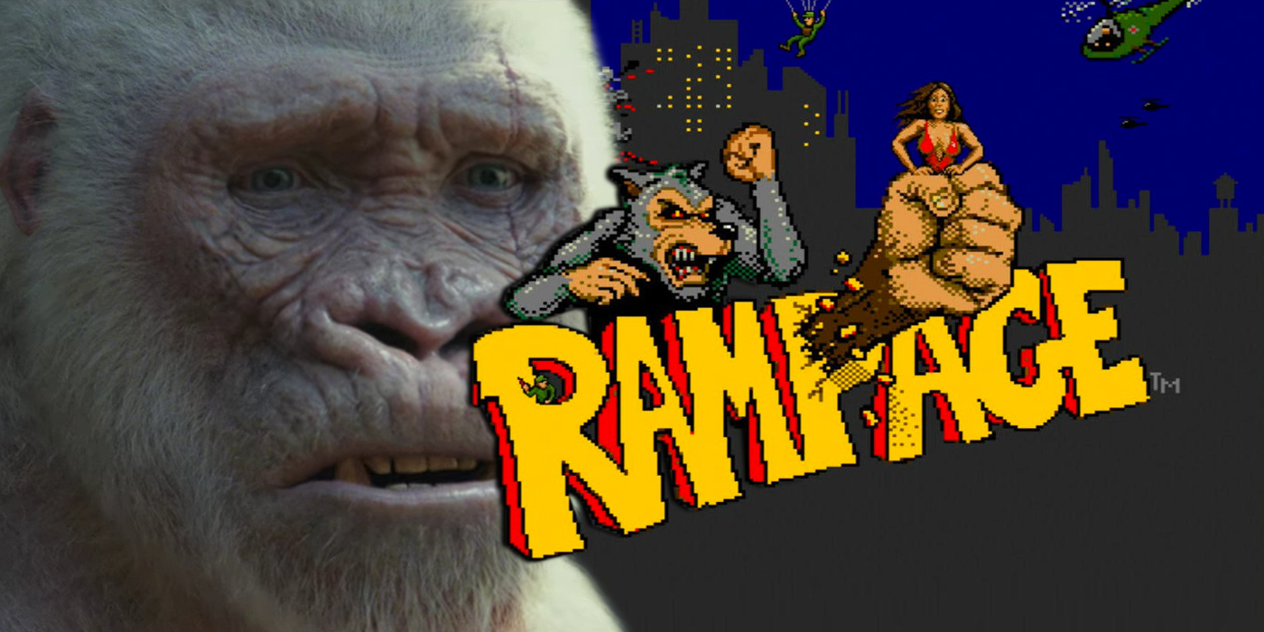 George the Gorilla and Rampage