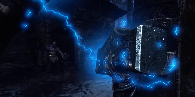 Výsledek obrázku pro god of war thor