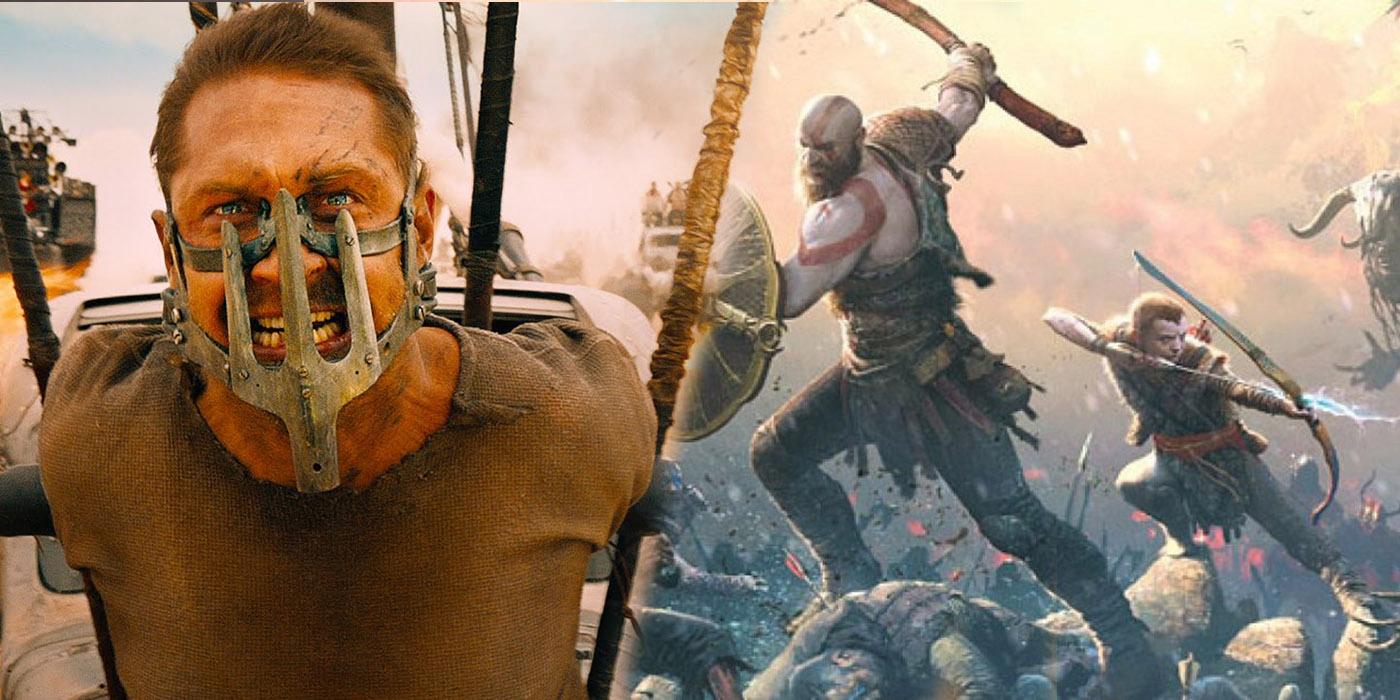 God of War Mad Max