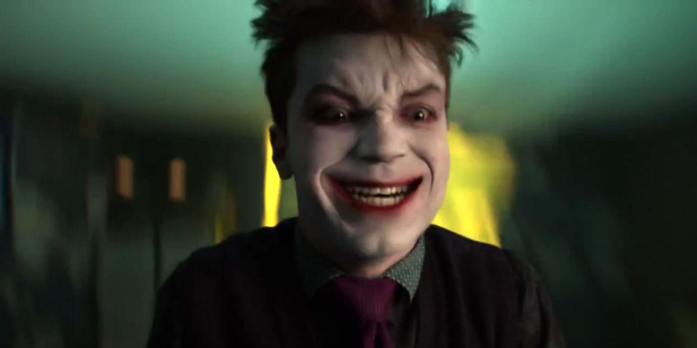 Gotham - Jeremiah becomes The Joker