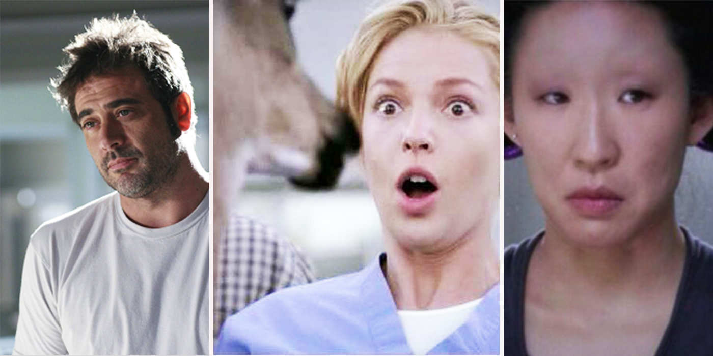 15 Jarring Moments That Took Us Out Of Grey's Anatomy