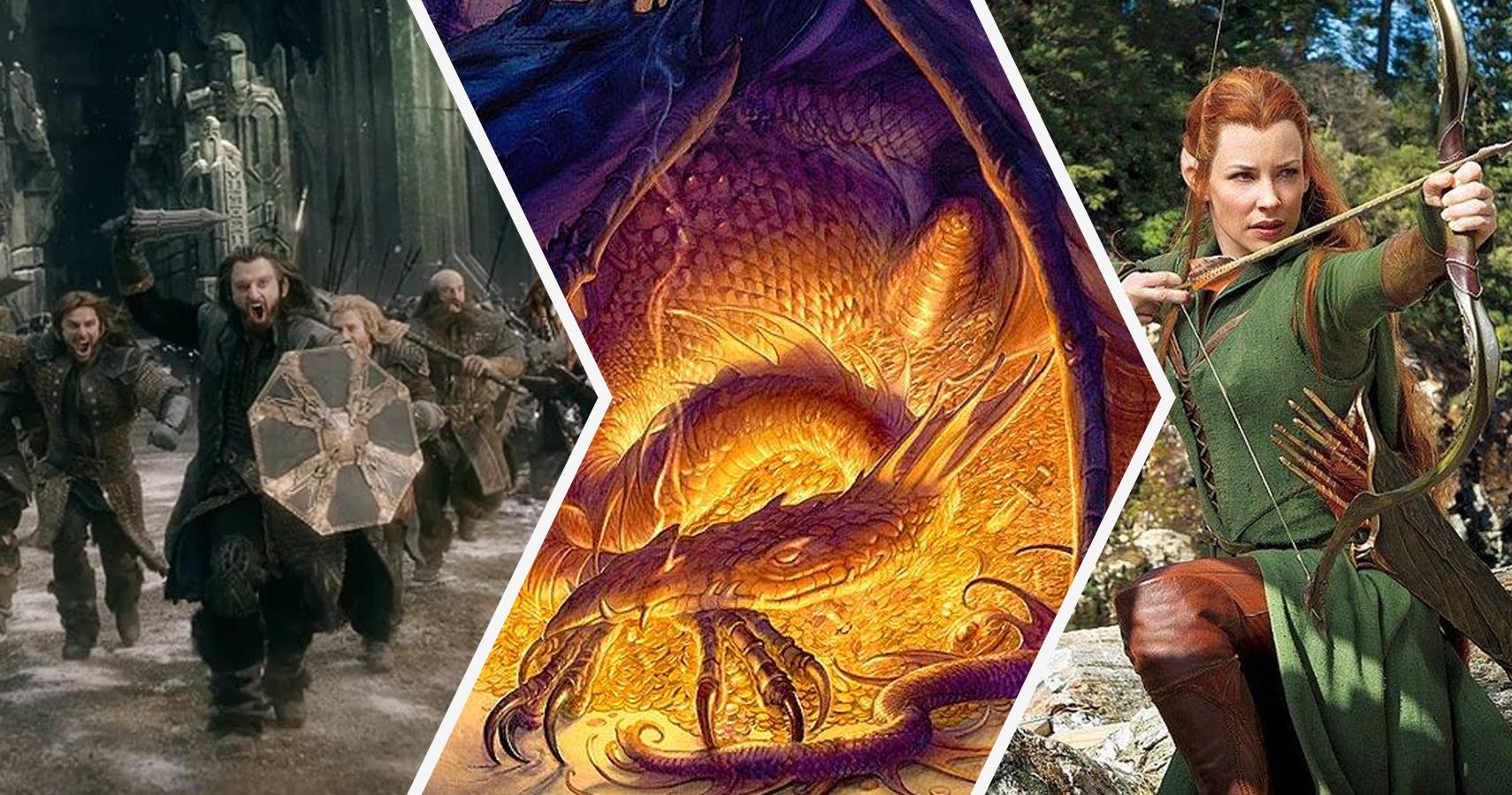 The Hobbit: The Battle...