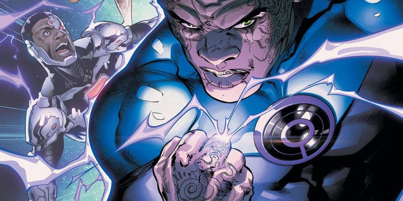 John Stewart Ultraviolet Lantern