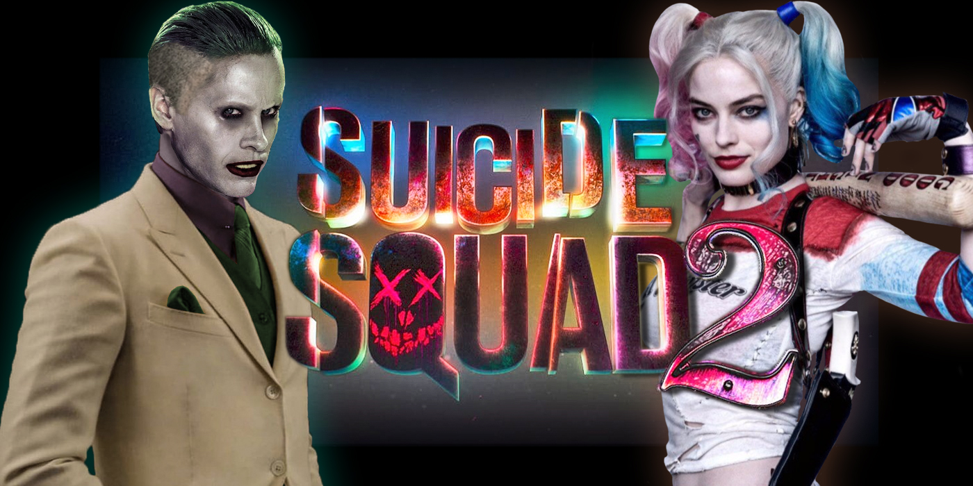 Joker and Harley Quinn in Suicide Squad 2