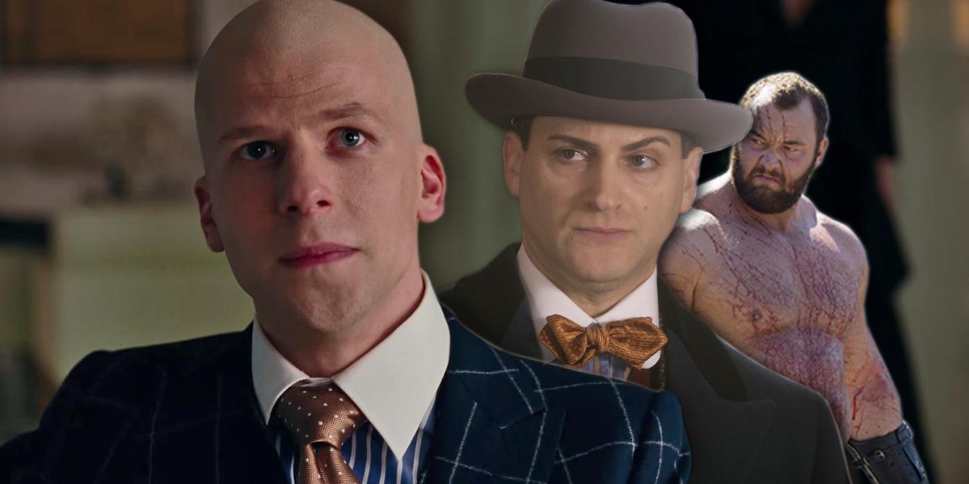 Lex Luthor and the Legion of Doom