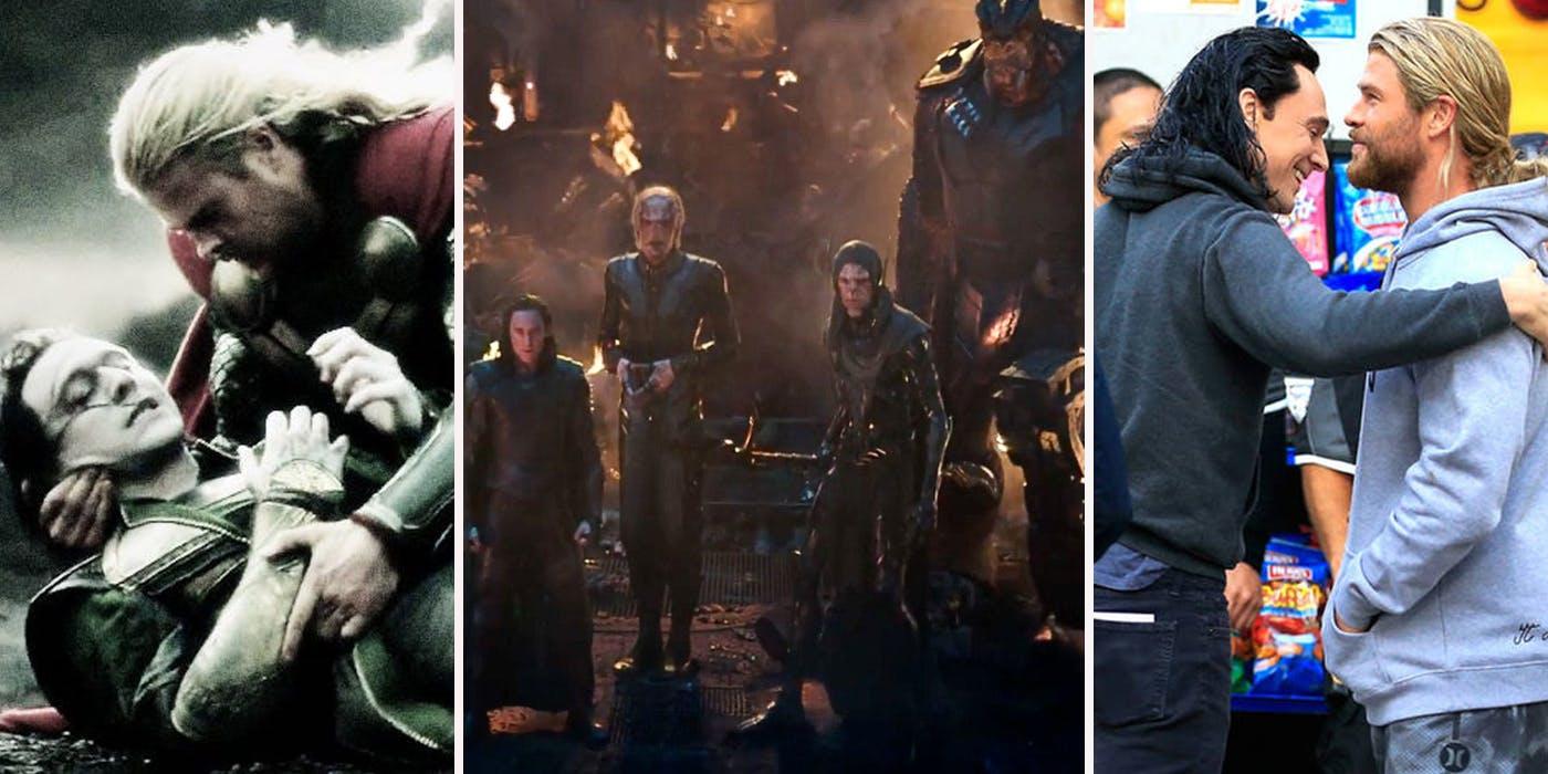 Almighty Thor Loki