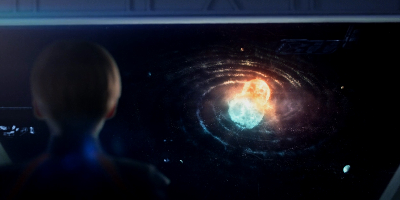 Netflix's Lost in Space: Cliffhanger Ending Explained