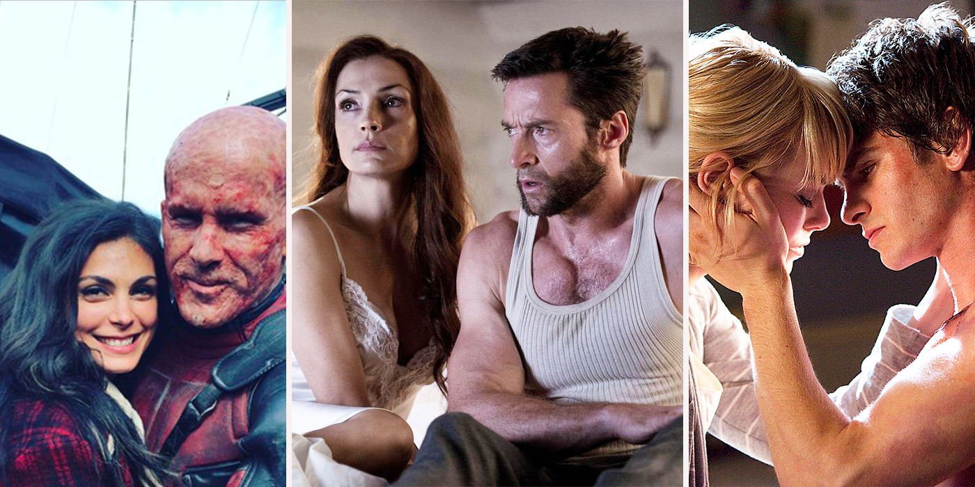 Marvel movie couples 8 Couples That Hurt Marvel Movies (And 7 That Saved Them)