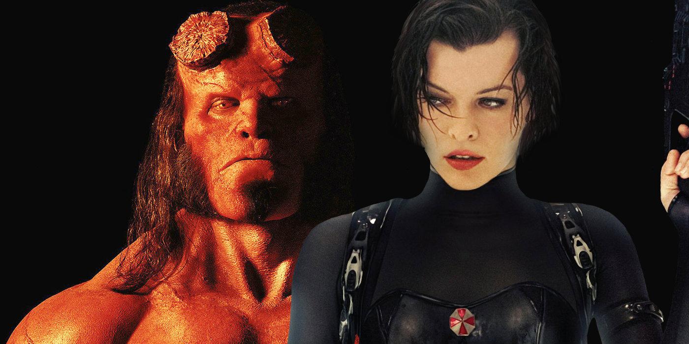 Hellboy Movie Banner T... Milla Jovovich Hellboy
