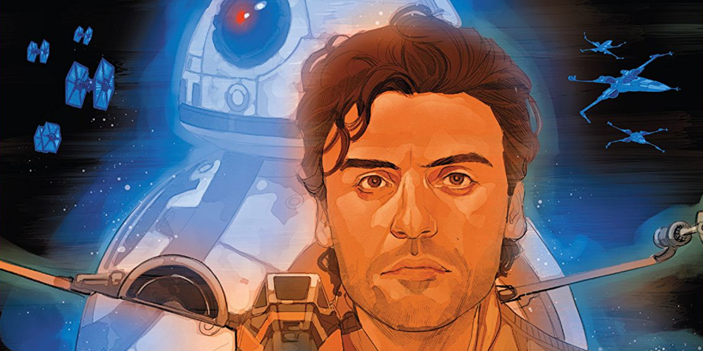 Star Wars Poe Dameron 26 Cover