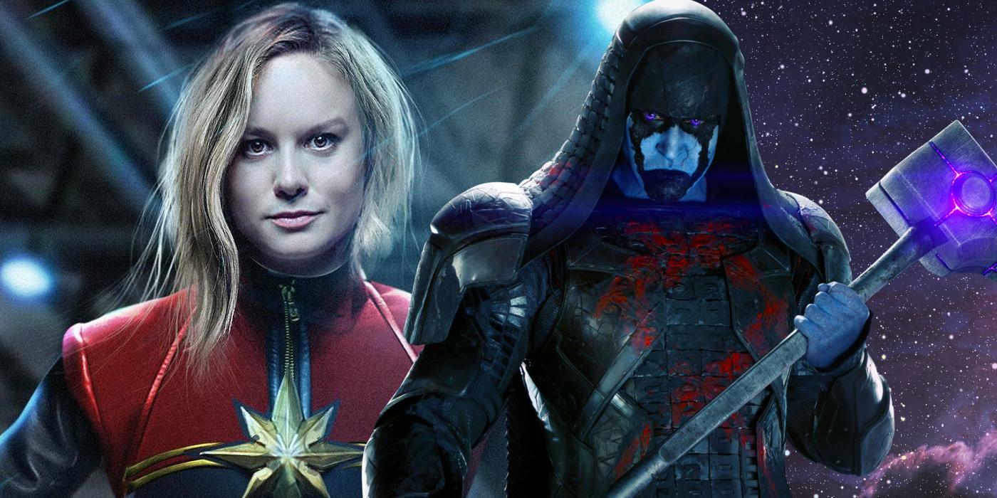 Captain Marvel: Lee Pace