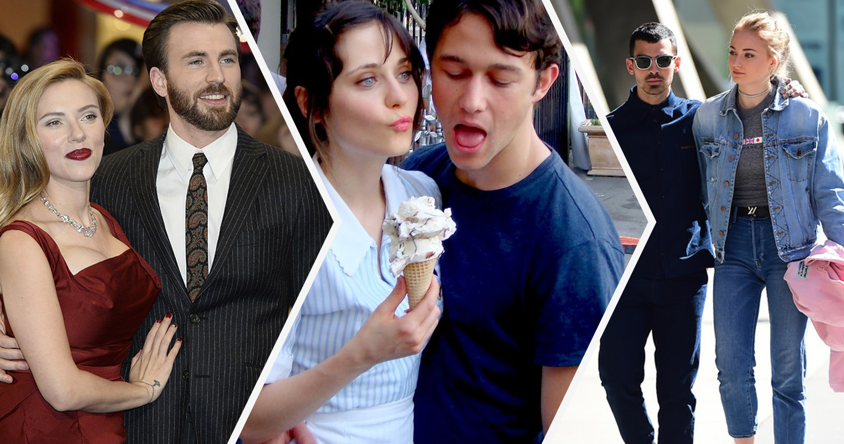 TV and Movie News 9 A-Listers Who Are Dating In Real Life