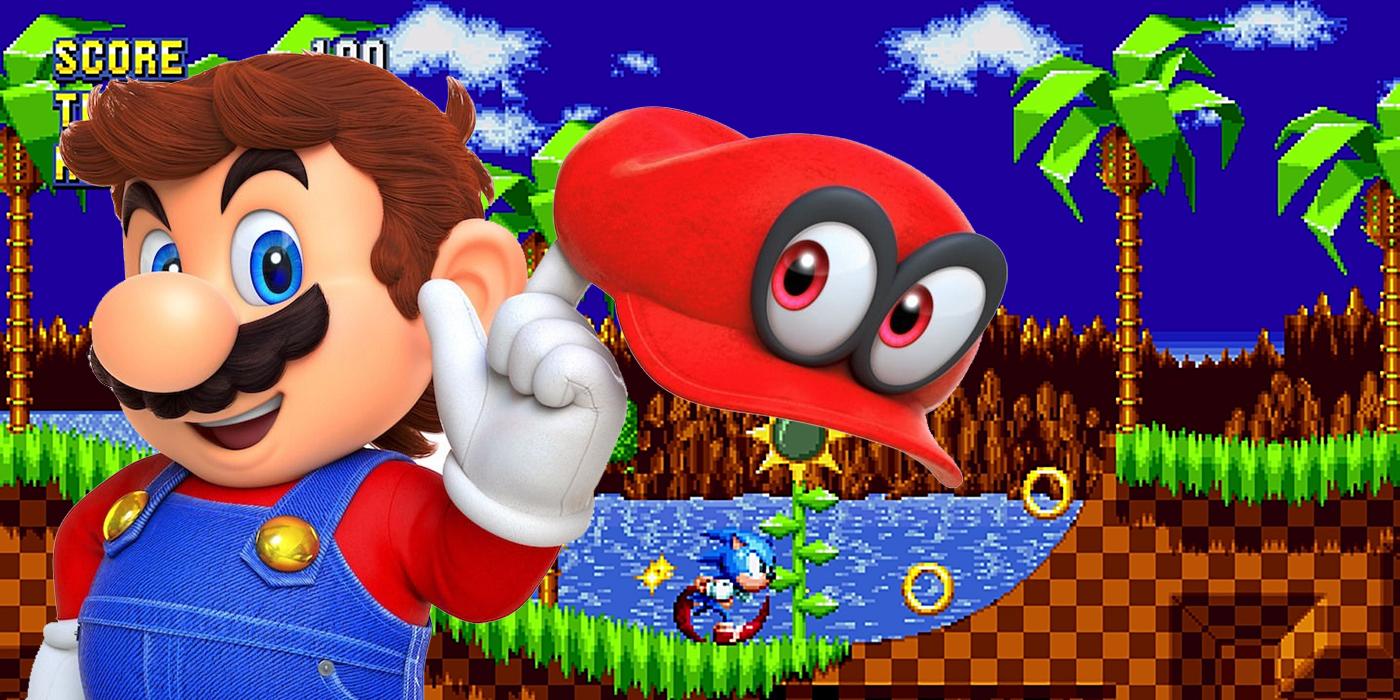 Sonic Nintendo Switch