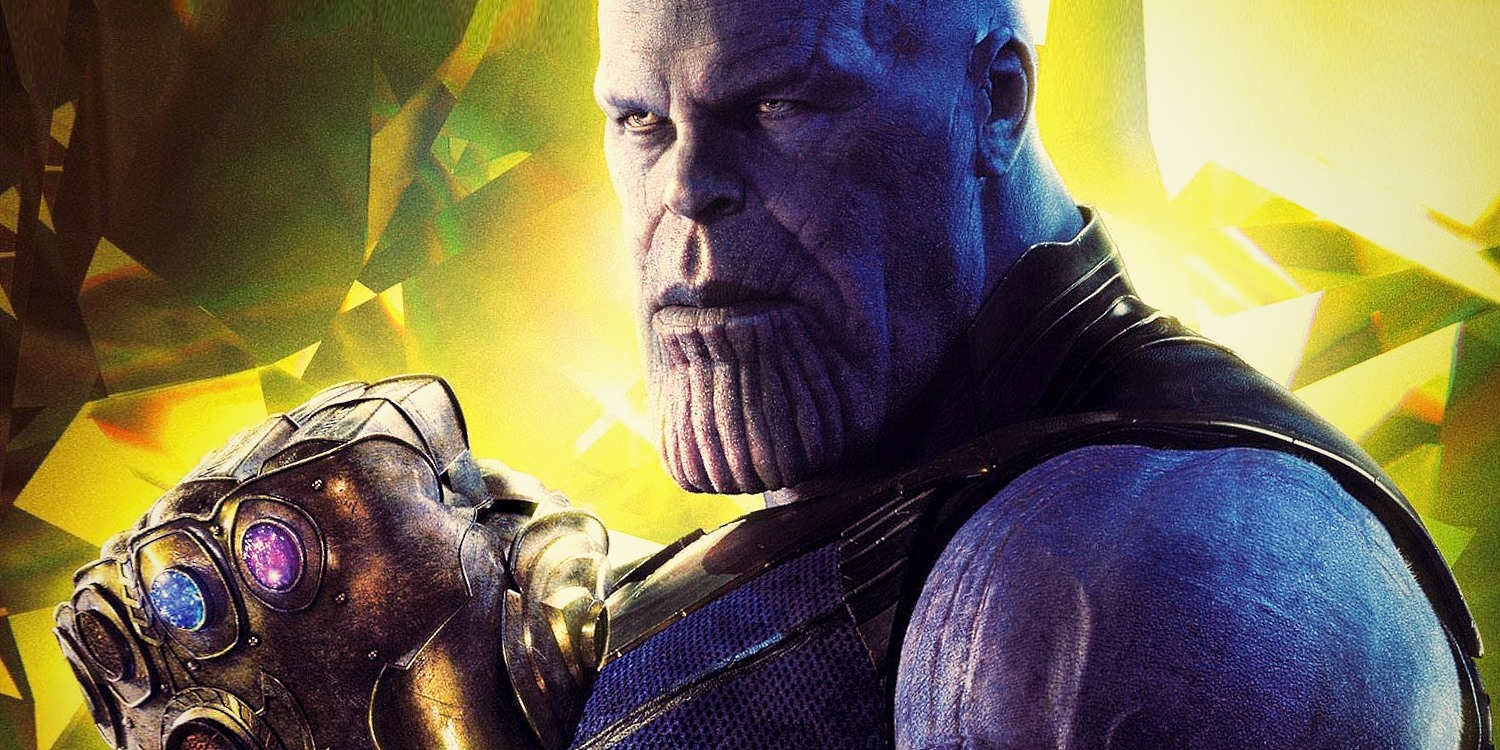 Thanos Threatens the Avengers in Infinity War Spot  Thanos Infinity Gauntlet Movie