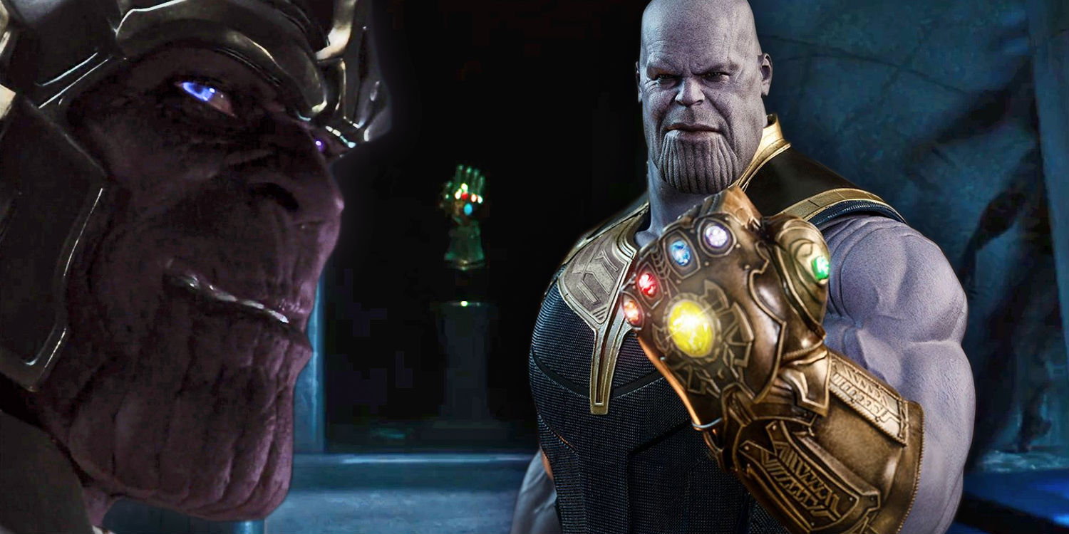 Thanos' Knowledge About The Hammer