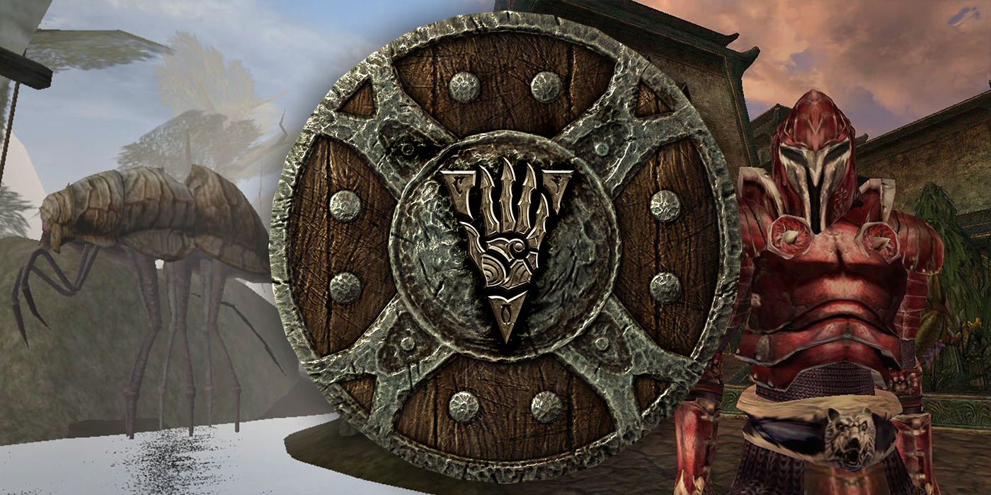 The Elder Scrolls Morrowind Shield