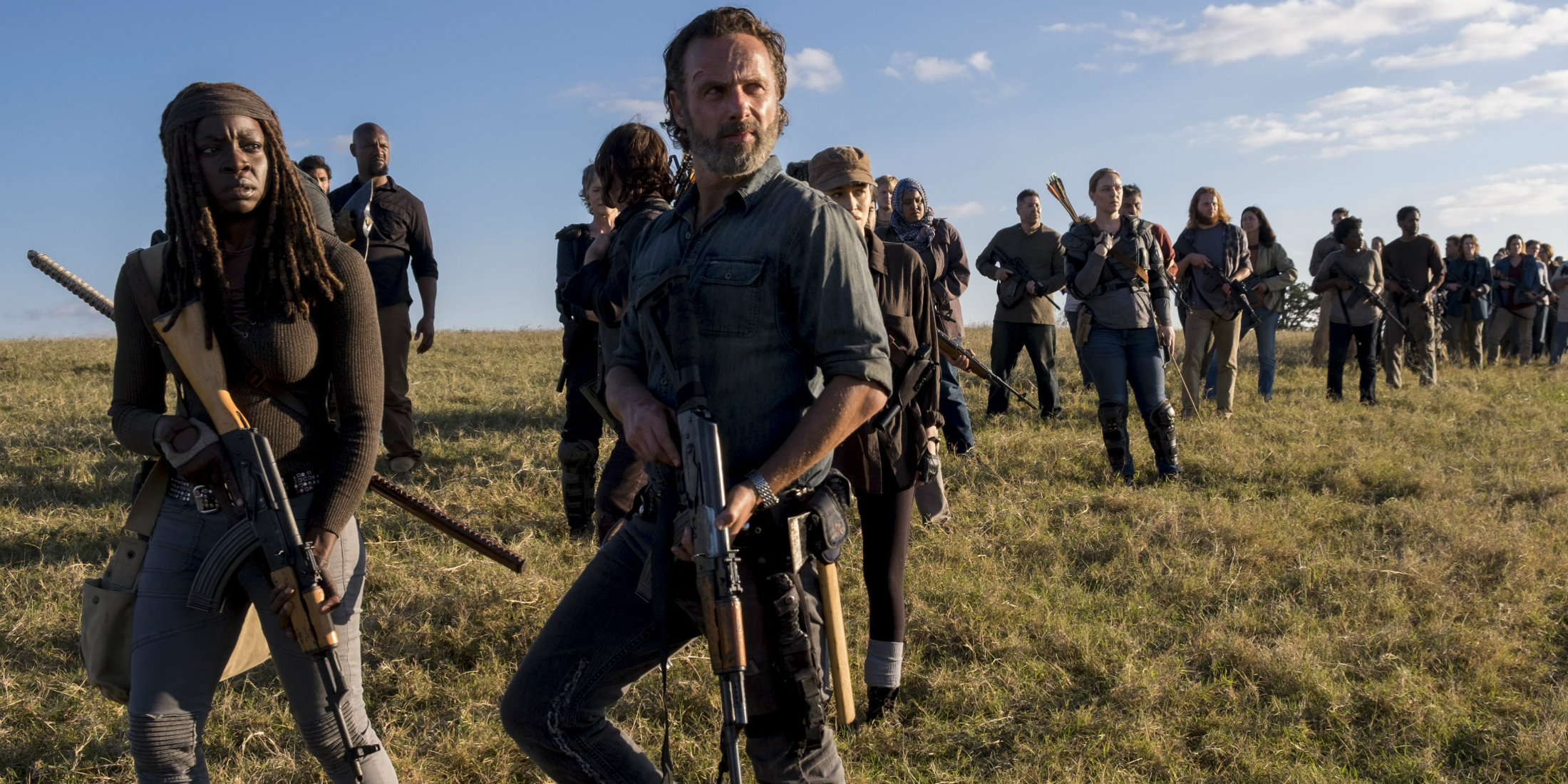 the walking dead news amp info screen rant