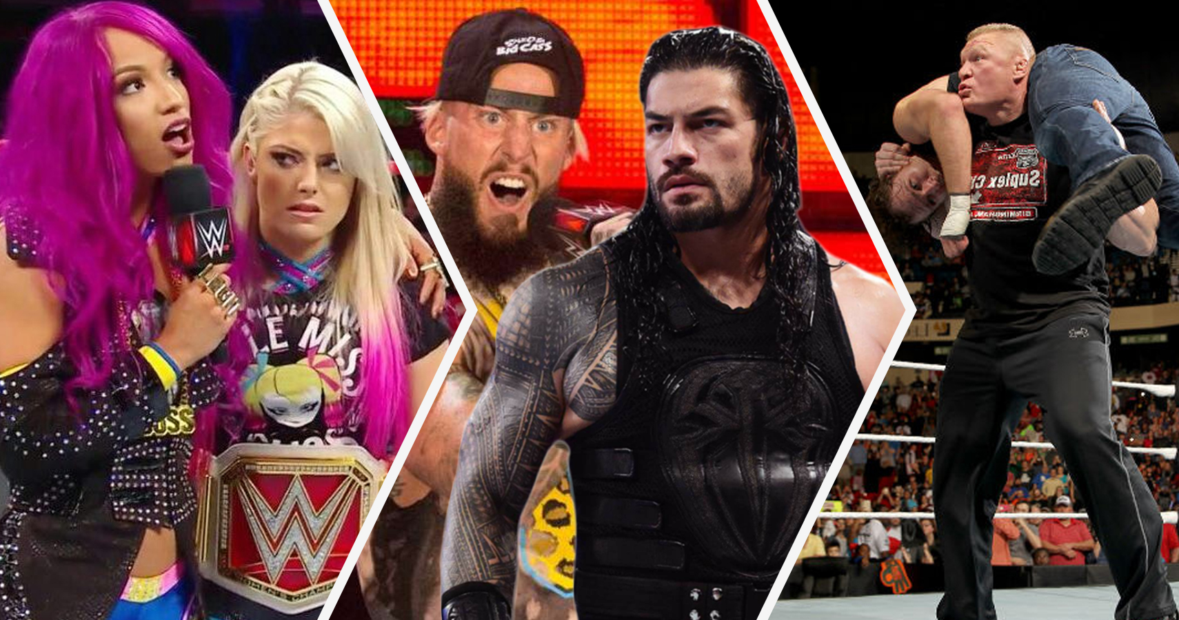 who is dating each other in wwe Lana on how she started dating rusev, vince mcmahon being unsure of their pairing, her wwe audition among other things, the real life married couple talked about how they got put together, starting off as a comedy act, and vince and jojo's going in there singing and all these crazy things.