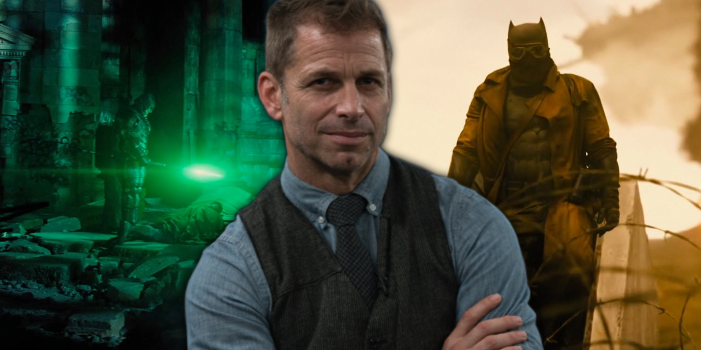 Justice League: Jim Lee Says Zack Snyder Wasn't Fired