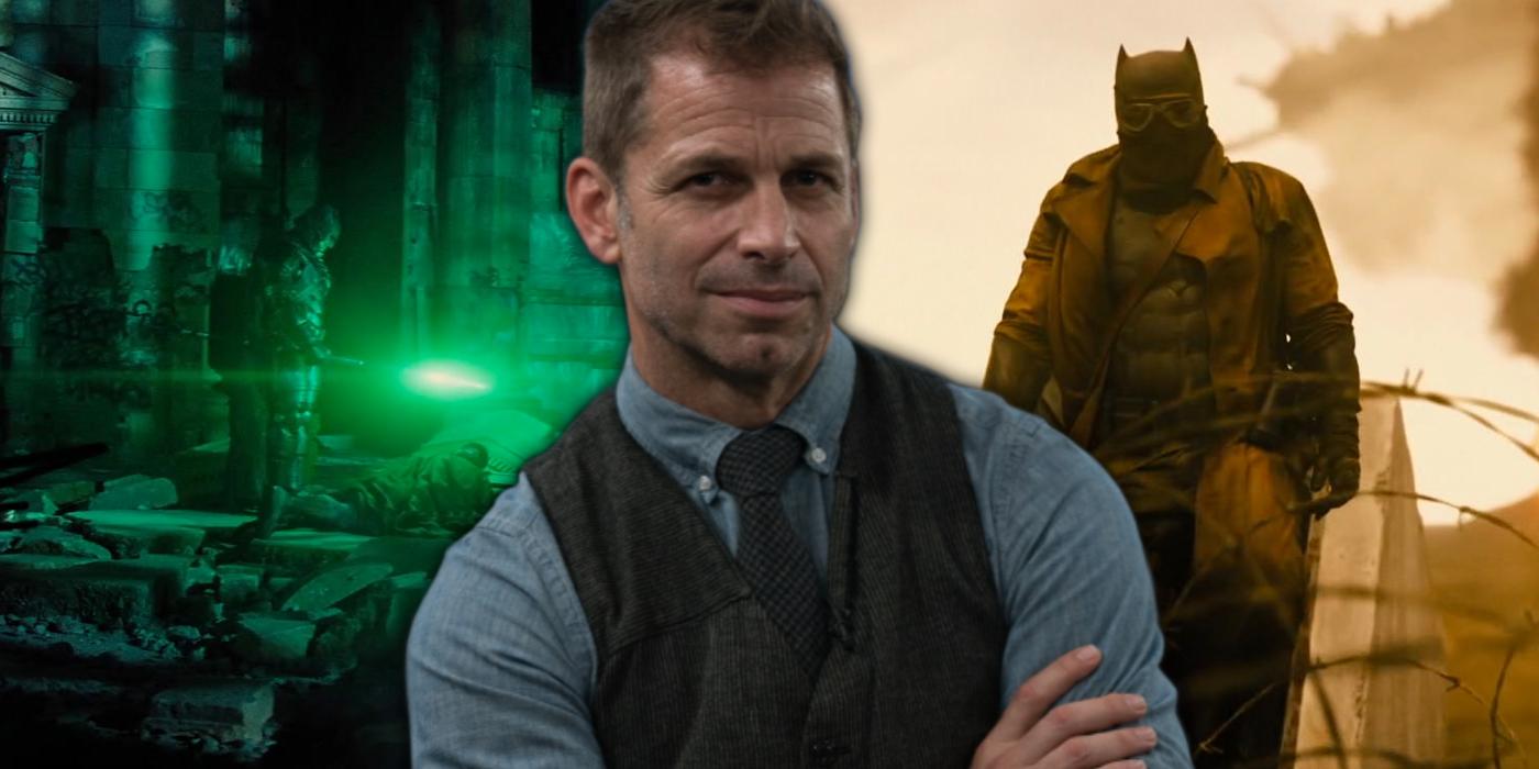 Zack Snyder Explains Batman v Superman Dawn of Justice
