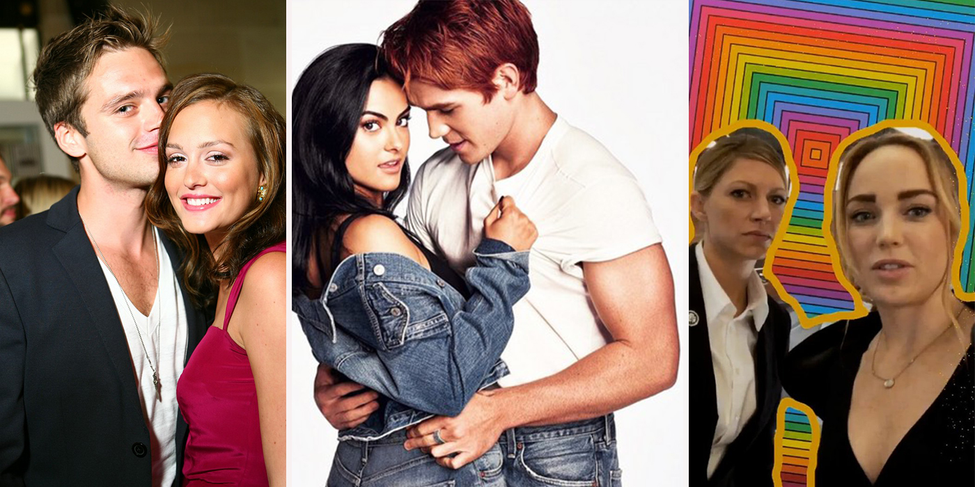 TV and Movie News 10 CW Stars Who Dated In Real Life (And 9