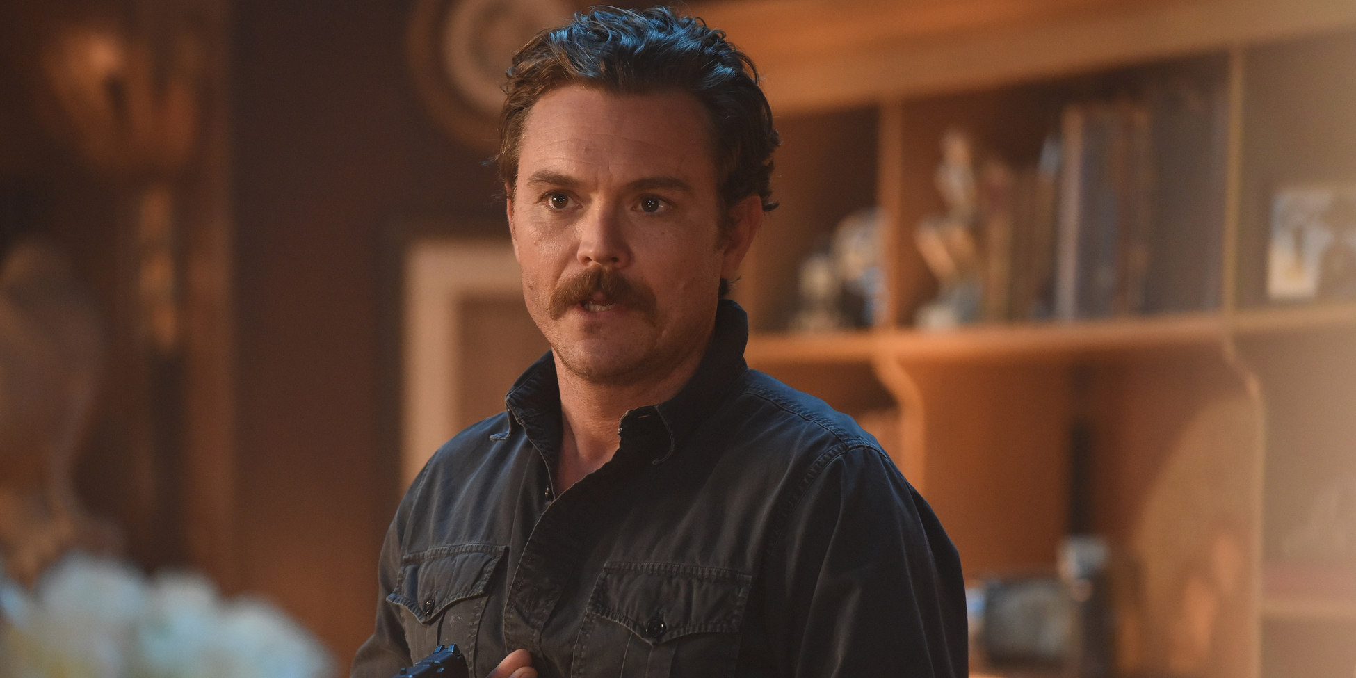 Clayne Crawford as Martin Riggs in Lethal Weapon FOX