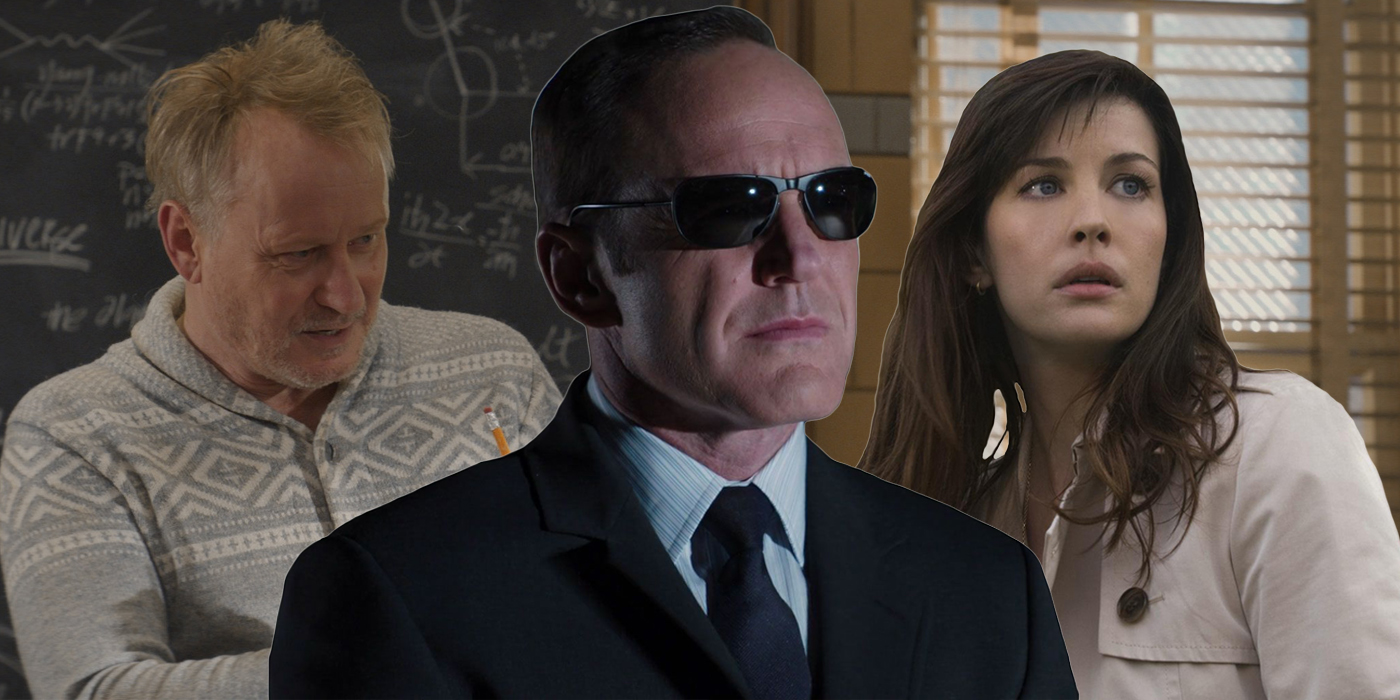 Selvig Coulson and Betty Ross