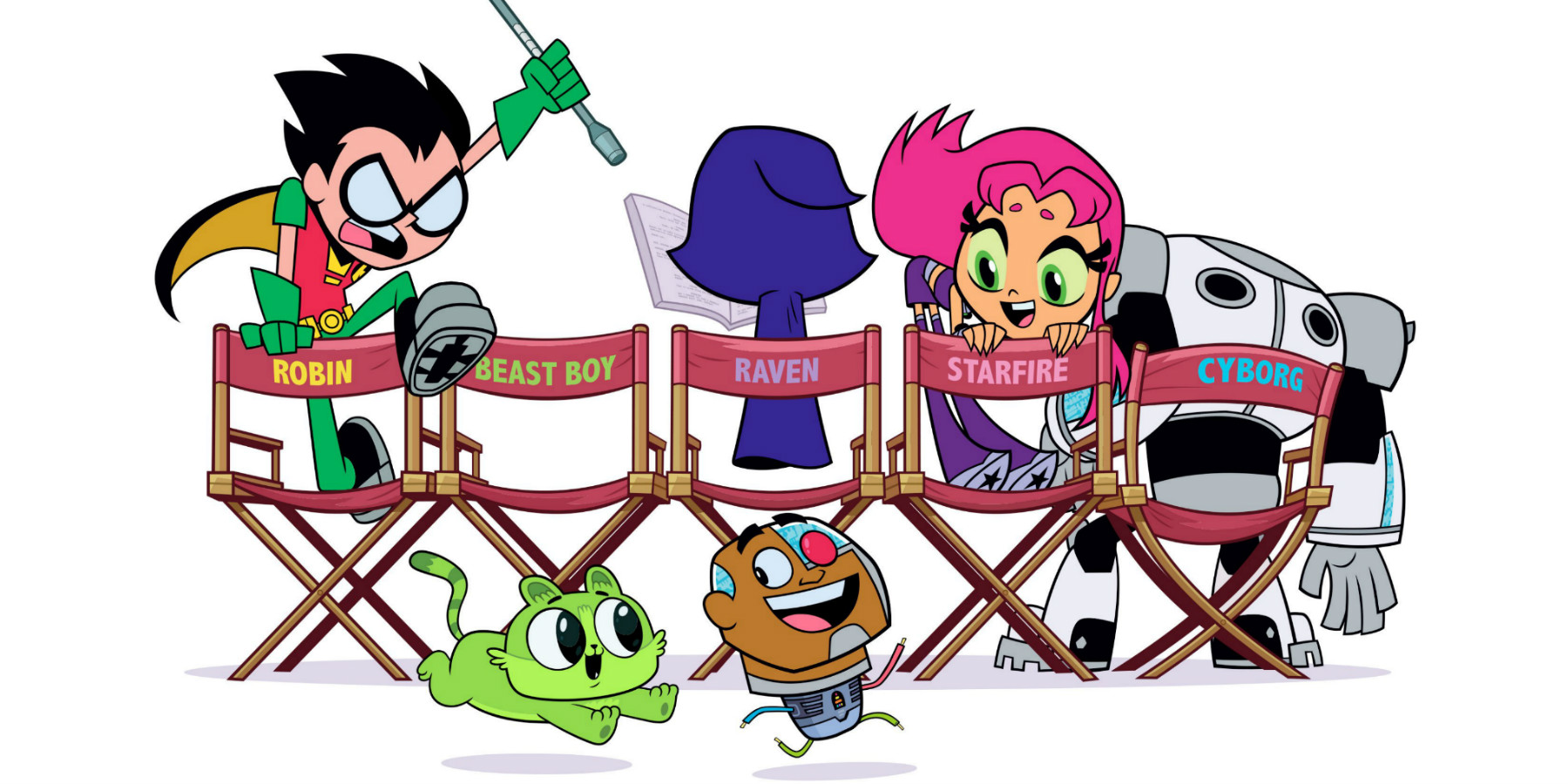 Teen Titans Go To The Movies Trailer Introduces Nic Cage -8916