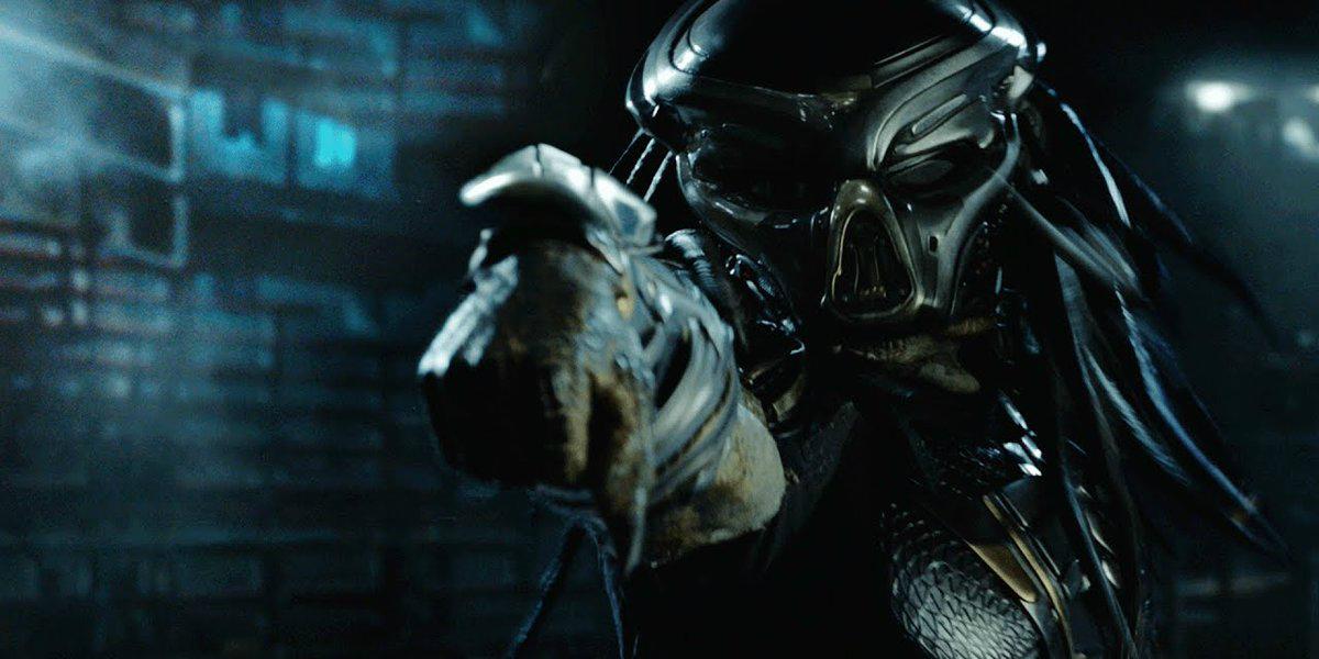 The Predator Teaser Trailer