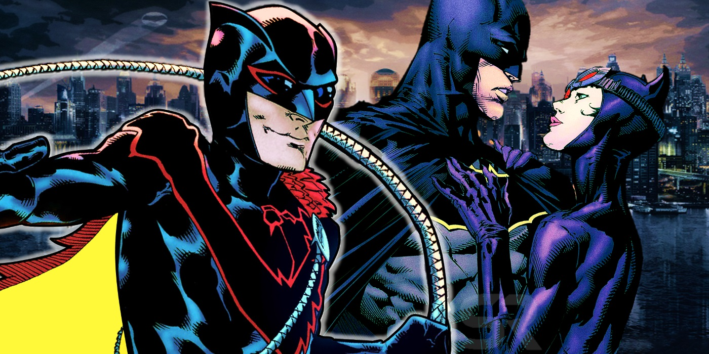 Batman & Catwoman's Future Son Revealed By DC Comics ...