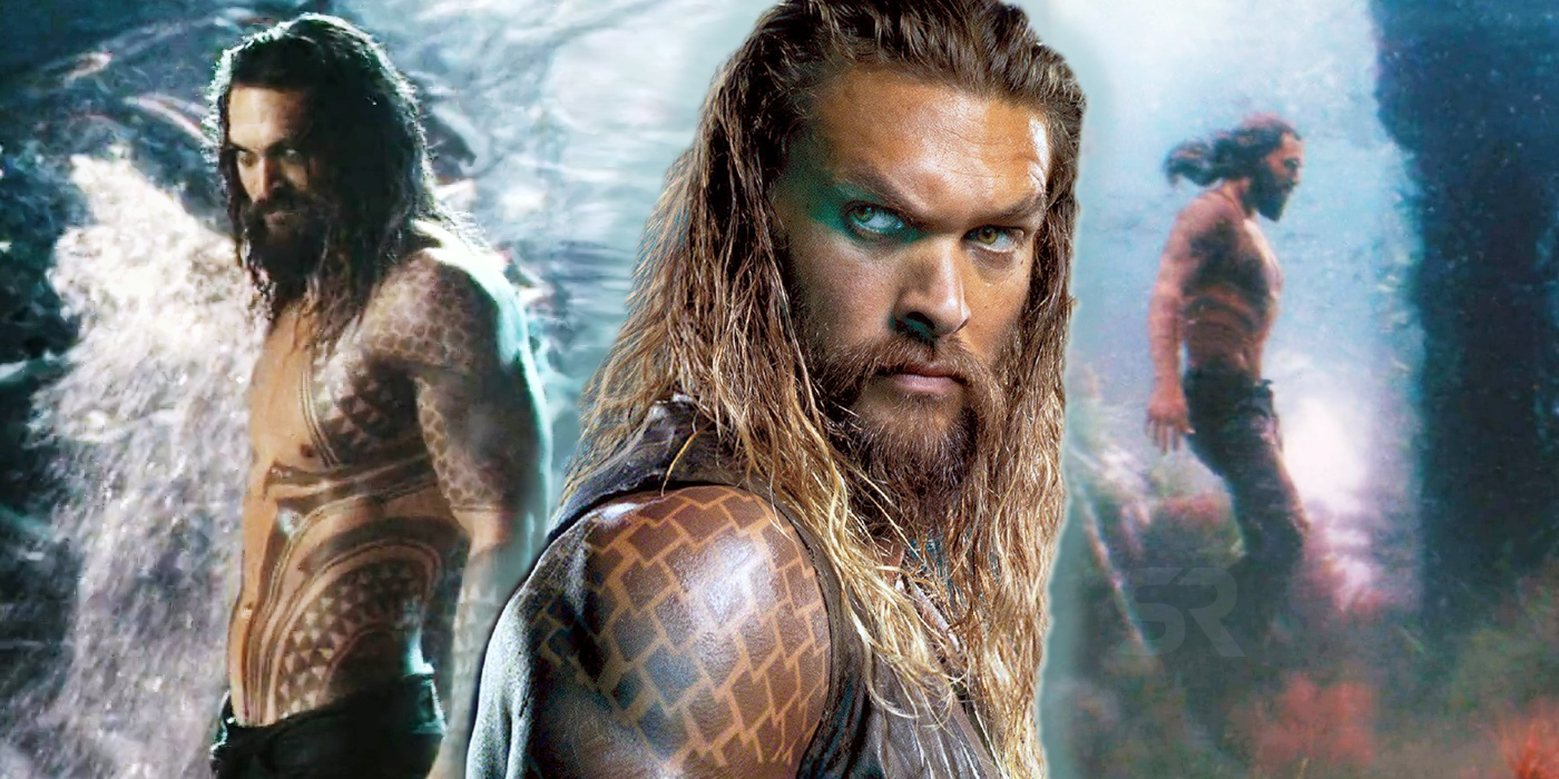 Aquaman's Underwater Scenes Are Nothing Like Justice League