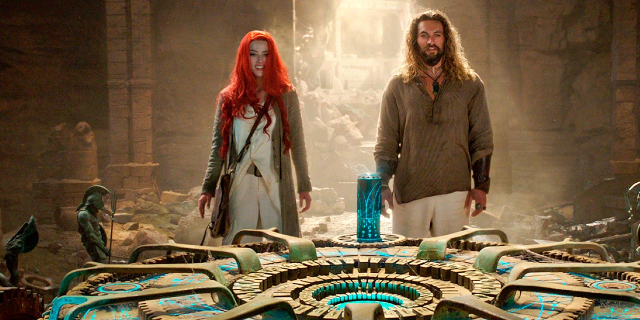 Aquaman: 30 Strange Details About Mera's Anatomy | ScreenRant