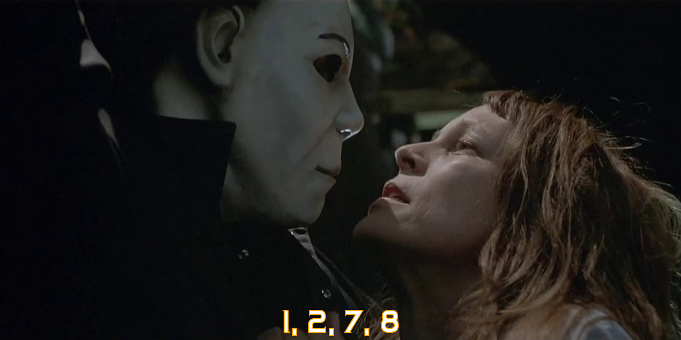 7a8d4076 Included movies: Halloween, Halloween II, Halloween H20: 20 Years Later,  Halloween: Resurrection