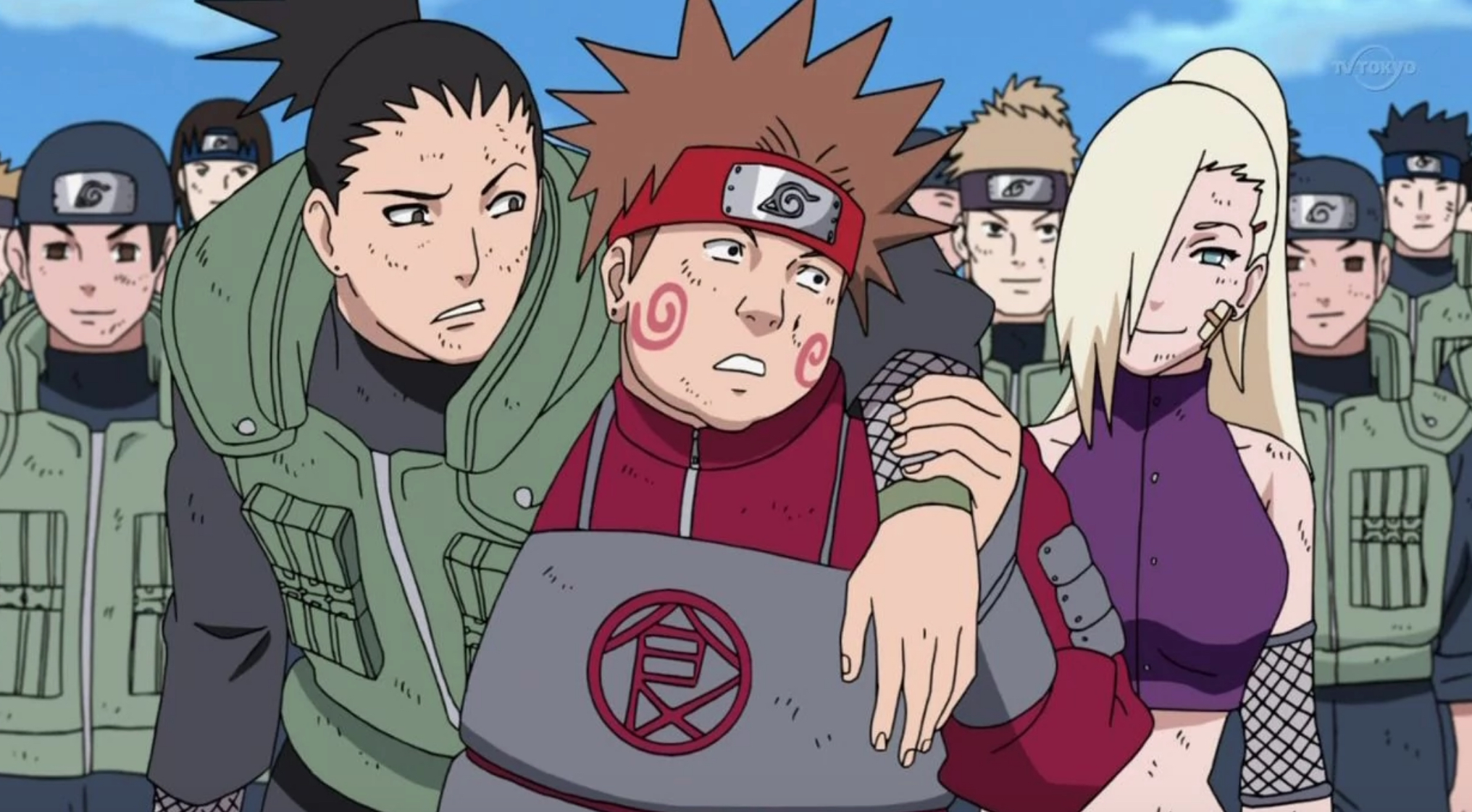 Naruto: 30 Things Only True Fans Know About Ino-Shika-Cho